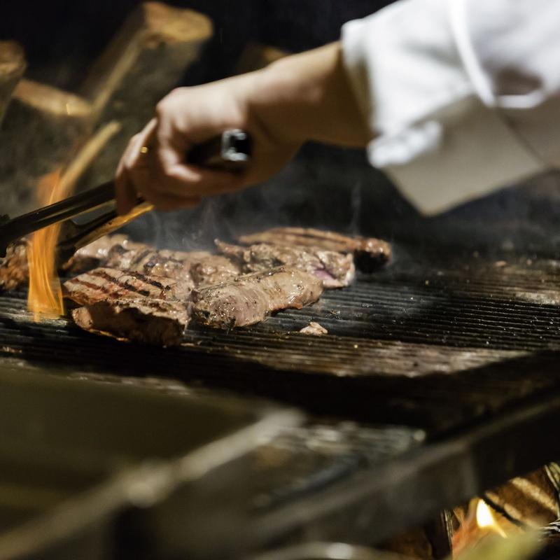 Nuestras carnes: Amplia carta de Lafayette Lounge Bar