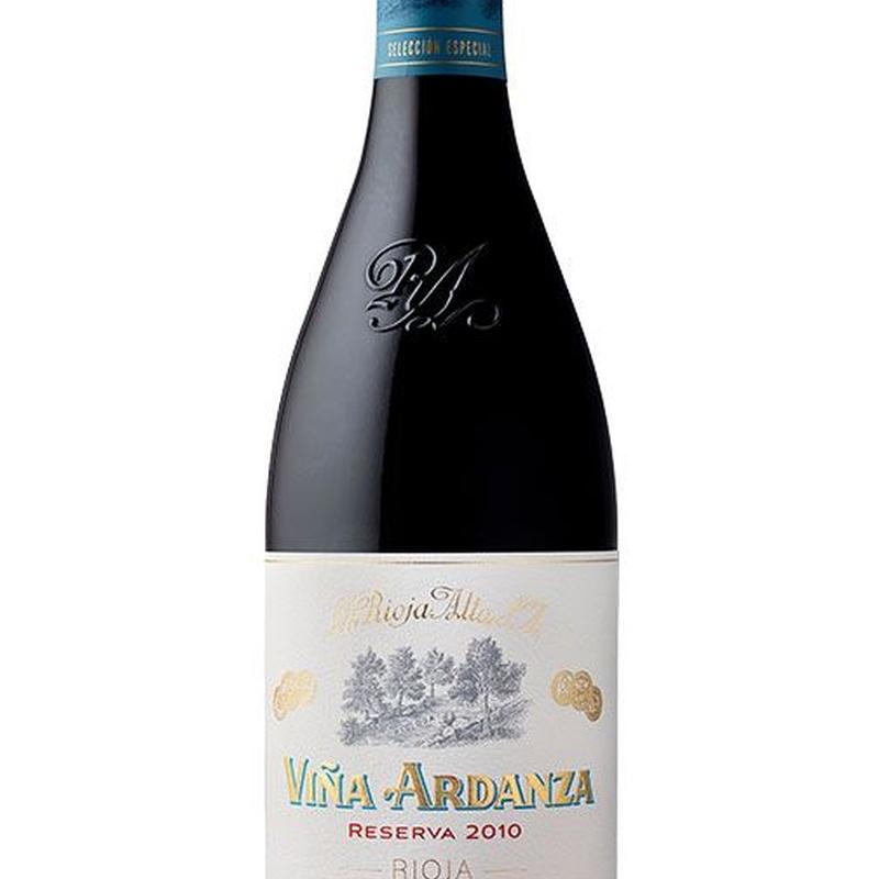 Tinto Viña Ardanza Reserva: Nuestra Carta de Restaurante Coto do Rano