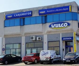 Taller mecánico en Torrejón de la Calzada