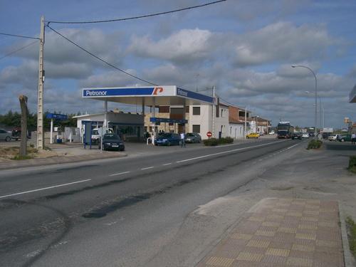 Fotos de Gasóleo en Ávila   Carburantes Terceño