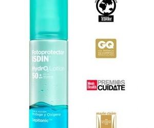 HydrOLotion, el fotoprotector bifásico que protege y oxigena tu piel