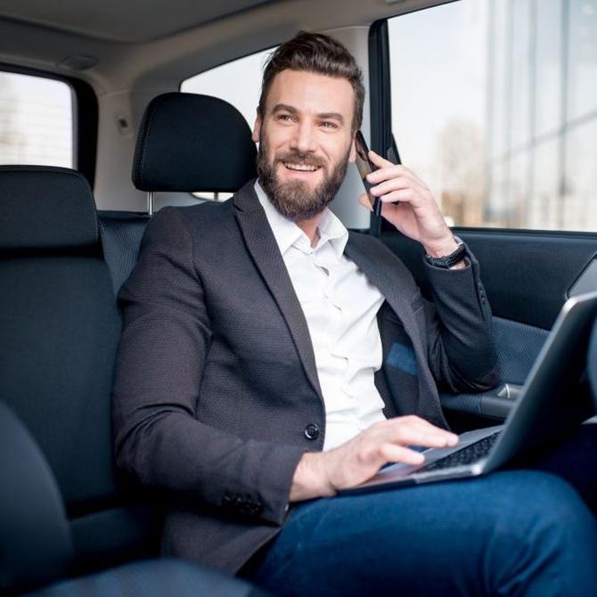Entre el GPS y la orientación de un taxista siempre llegarás a tiempo