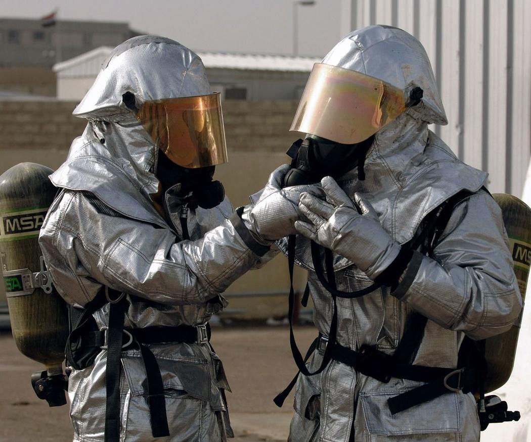 La recogida de uralita se hace de forma profesional