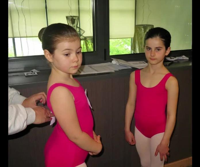 Examenes Royal Academy of Dance
