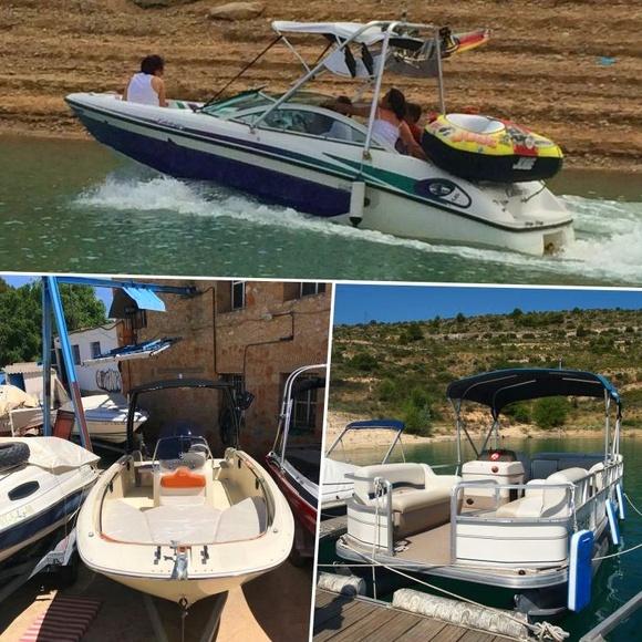 Embarcaciones para alquilar con titulación: Alquileres y venta de Crisve Turismo