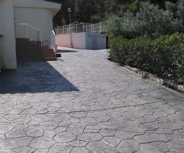Pavimentos para interior y exterior