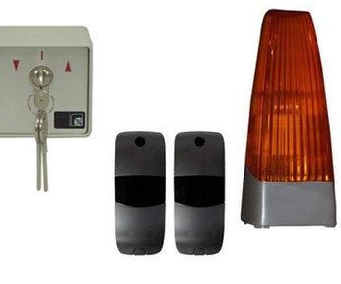 Automatismos: Productos de Puertas & Automatismos de La Cruz