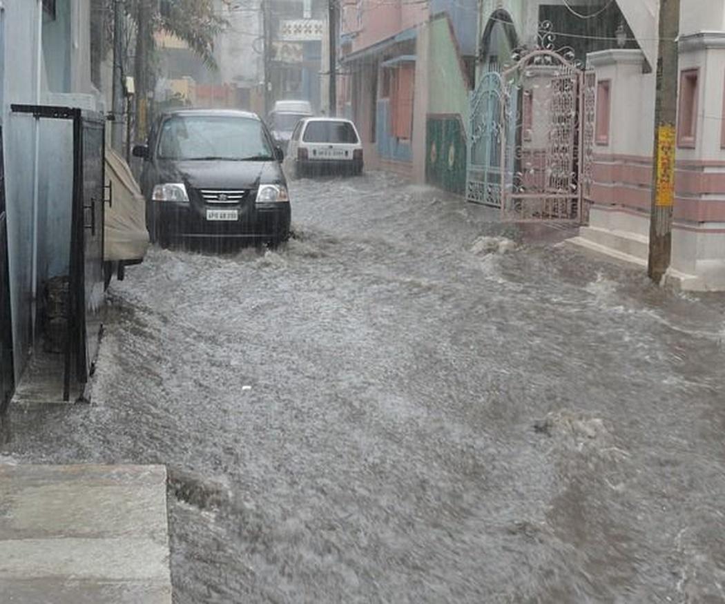 Riesgos naturales en Almería