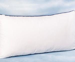 Almohada visco-fibra, desenfundable, lavable
