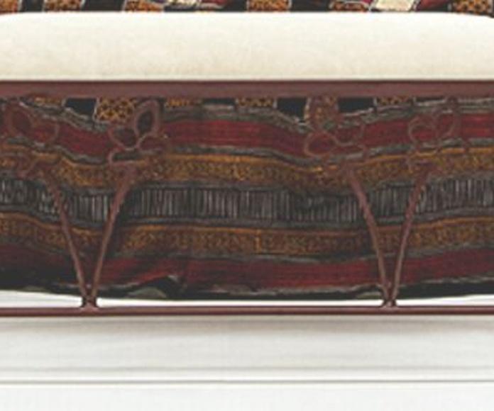 Banqueta París (2 personas): Catálogo de muebles de forja de Forja Manuel Jiménez