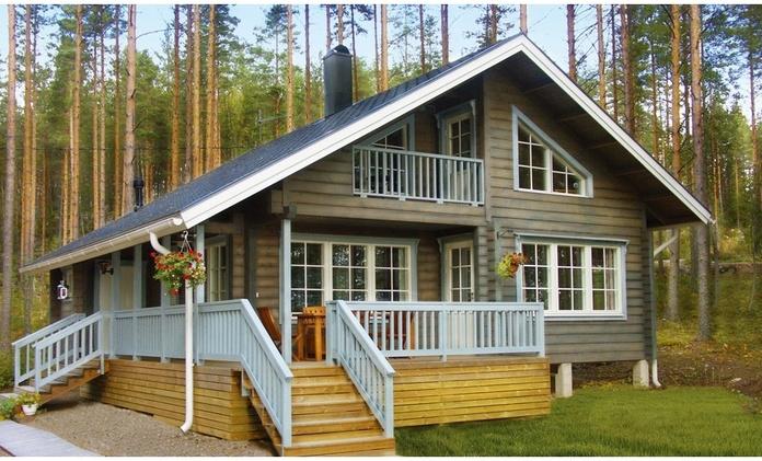 casa de madera Tazacorte