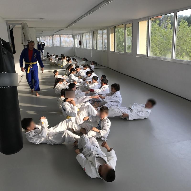 Sambo defensa personal: Actividades de Mushin Espai