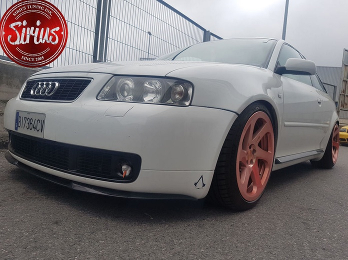 Audi S3 - 3SDM Wheels