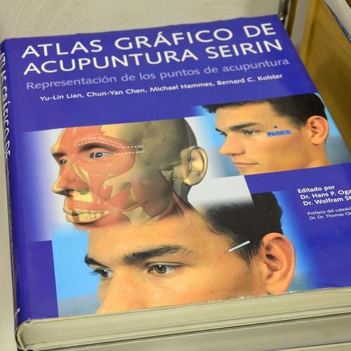 Atlas acupuntura Tomás Acupuntura Energy