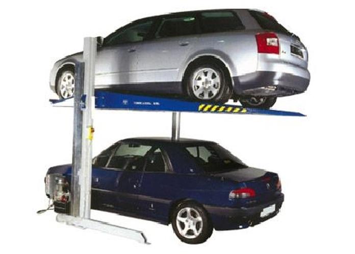 Elevadores de vehículos: Productos y servicios de TOT ELEVACIÓ