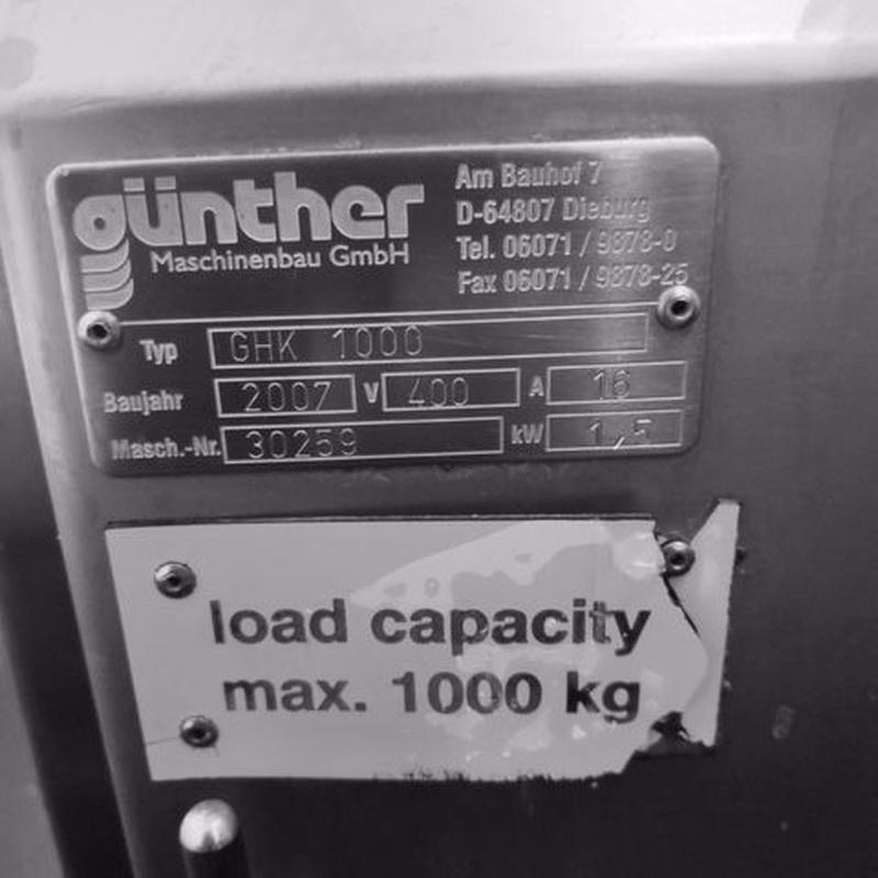 Inyector para salar Gunther:  de MAQUIMUR