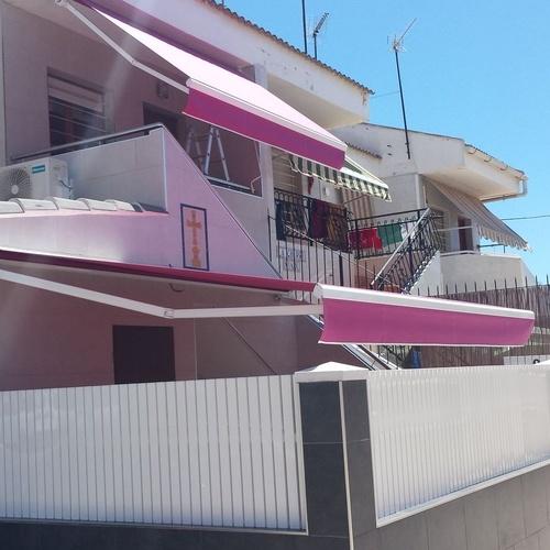 Empresa de toldos en Murcia