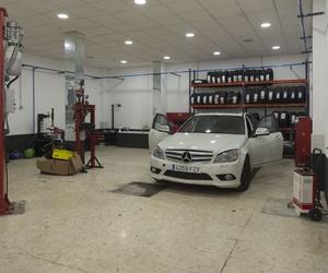 Reparaciones de todo tipo de vehículos