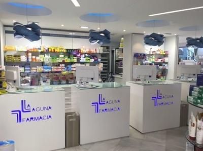 Todos los productos y servicios de Actividad farmacéutica: Farmacia La Laguna