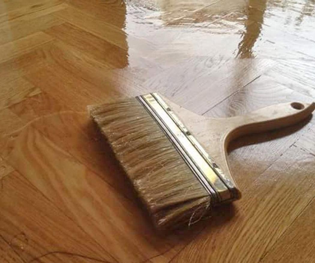 Cómo acuchillar suelos de parquet