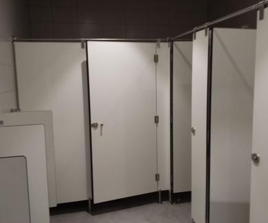 Vestuarios nueva fábrica de MC PUARSA