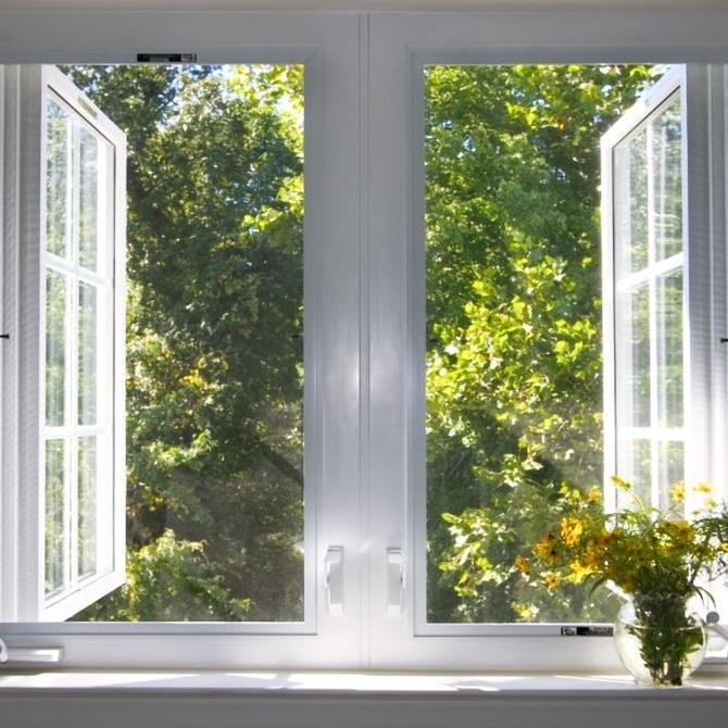 Razones por las que debes cambiar tus ventanas por unas de pvc