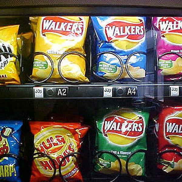 La importancia de las máquinas de vending