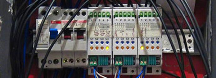 Cuadros eléctricos