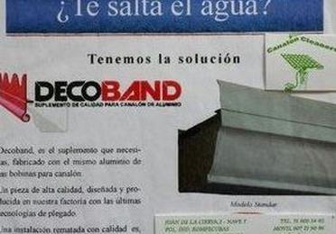 Instalación de Decoban