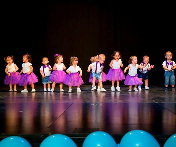 Escuela infantil pequeñajos, fiesta fin de curso