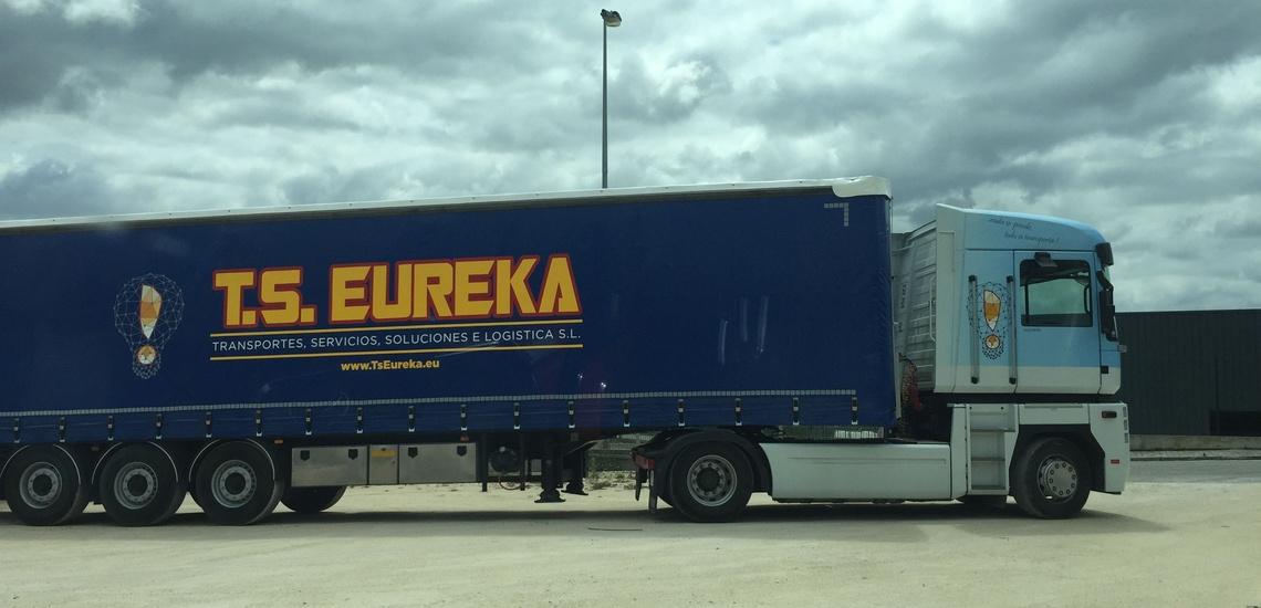 Transportes de mercancías en Badajoz al extranjero