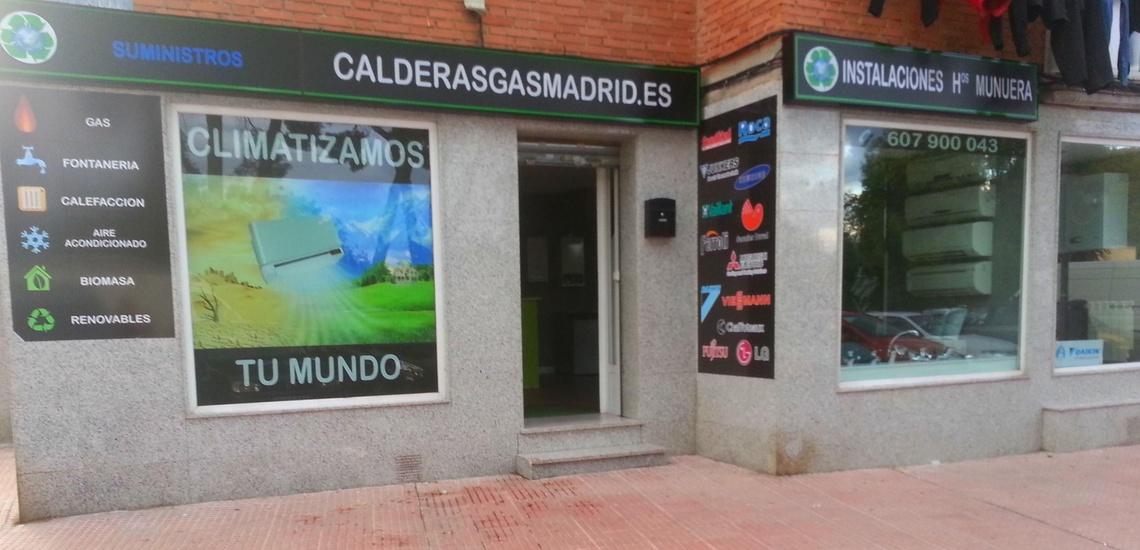 Instalación de calderas en el centro de Madrid por técnicos autorizados