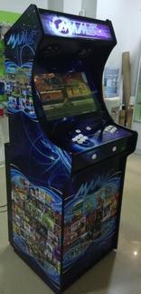 Arcade Mame con Nevera