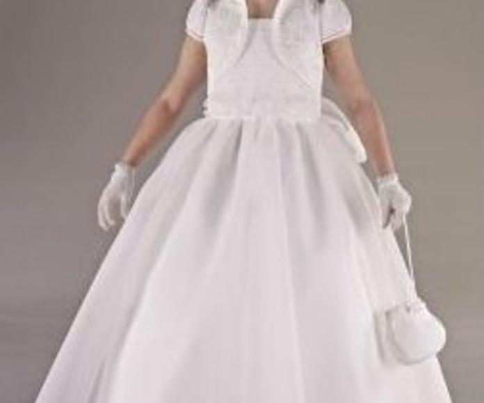 Vestidos de comunión: Tienda online de Bamby Modas