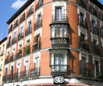Albañilería en General: Nuestros servicios  de Elax Rehabilitación