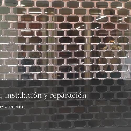 Puertas metálicas Bilbao | Hegar