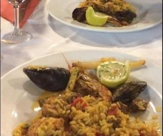 Postres: Carta de Restaurante Isla Bonita