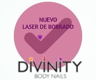 CORRECION DE  CEJAS: Servicios de Divinity Body Nails