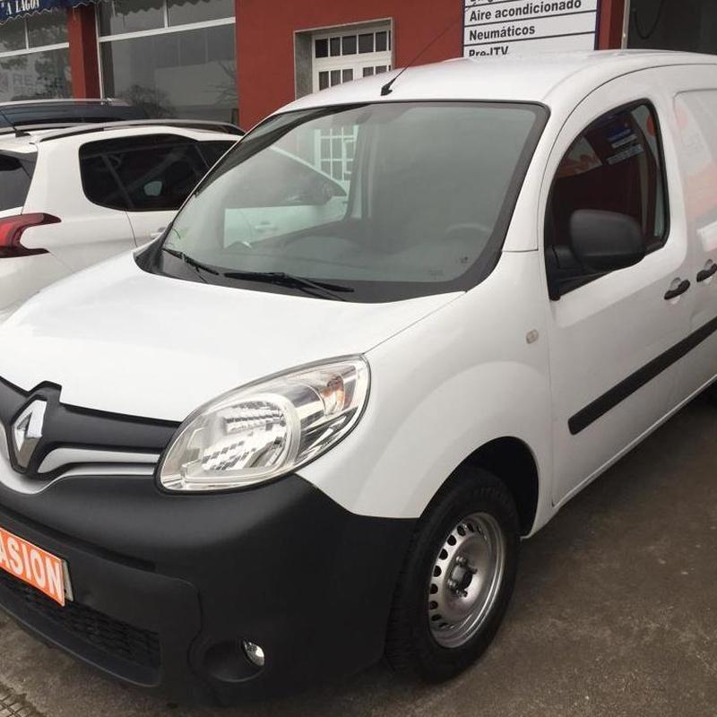 Renault Kangoo 1.5DCI 75CV DOBLE PUERTA LATERAL :  de Ocasión A Lagoa