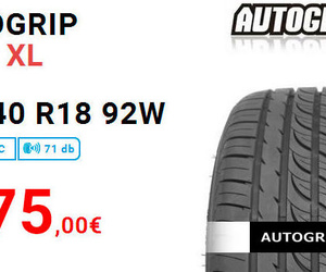 Neumáticos turismo y 4x4: Neumáticos  Baratos Valencia