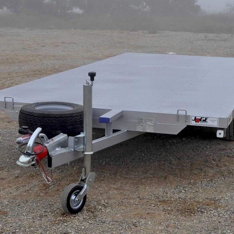 Plataforma de carga - Remolques JOGE