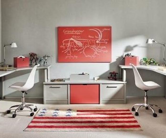 Dormitorios infantiles y juveniles: Catálogo de Muebles Rivas