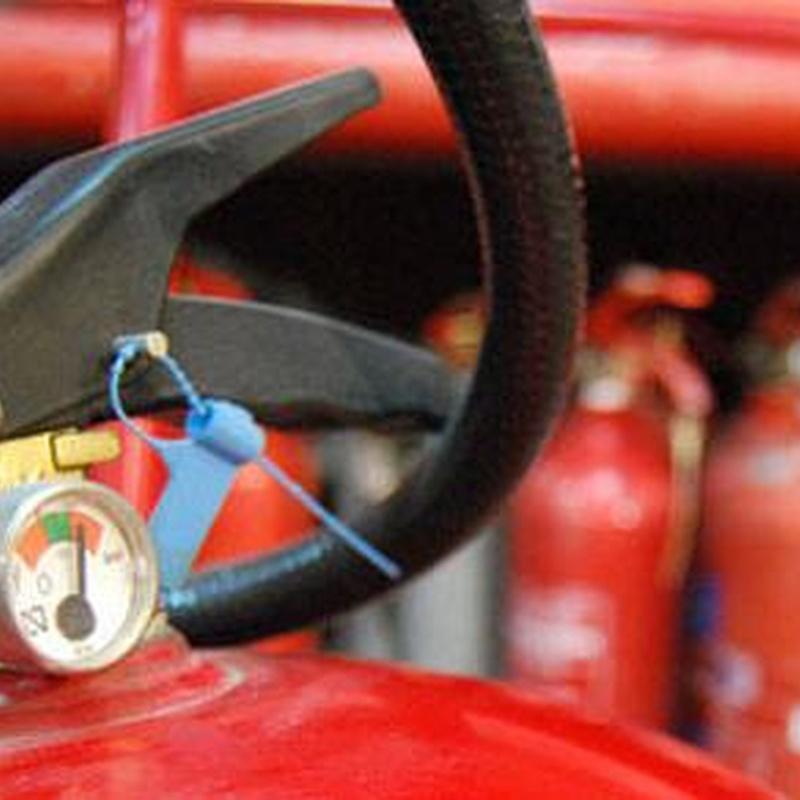 instalaciones y sistemas contra incendios Gijón.Instalaciones Eléctricas Rufer