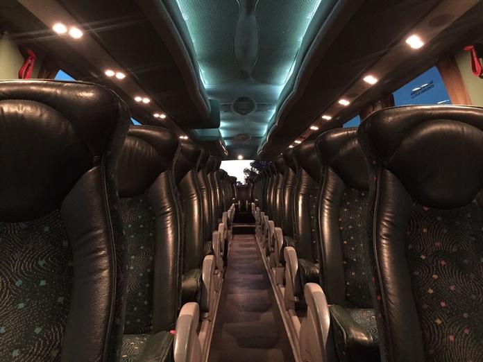 Transporte diario: Servicios de Valdebus