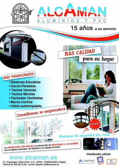 Publicidad sobre nuestra empresa