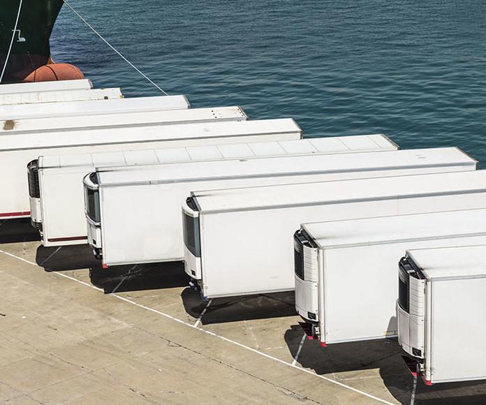Logística: Servicios de Pescados A Cigurria