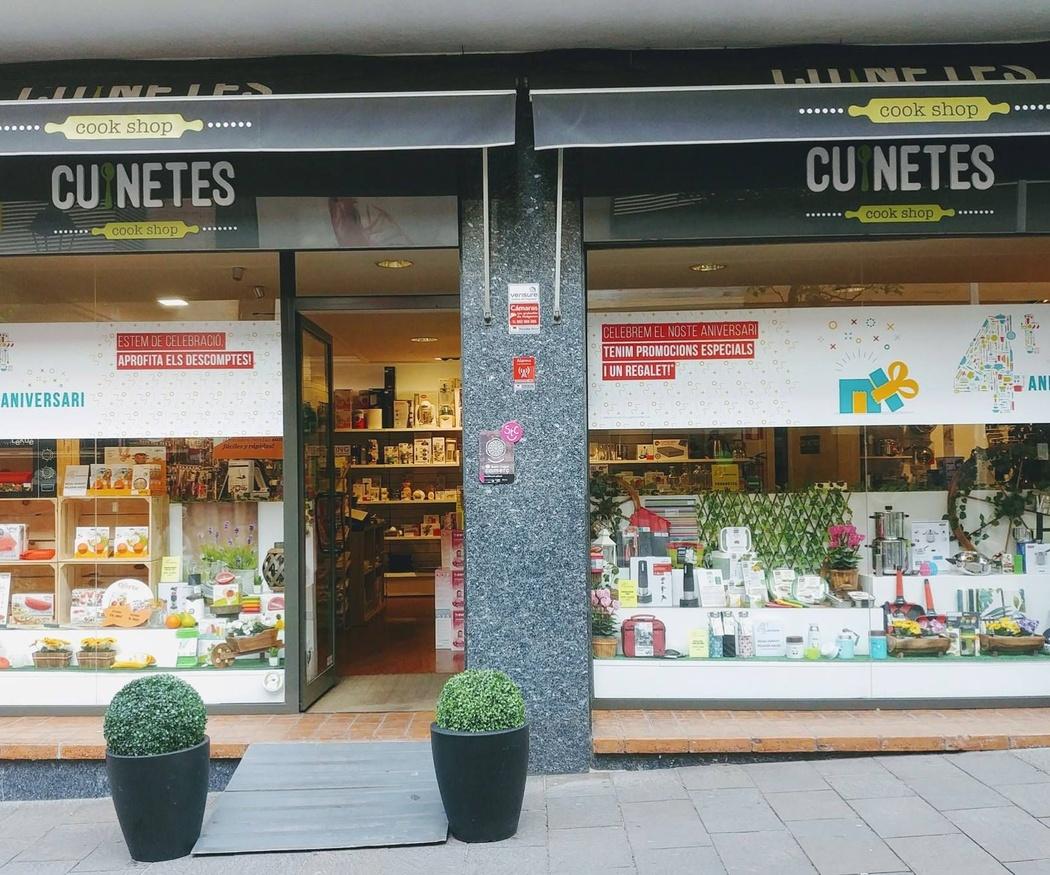 Visita nuestra tienda en Sant Cugat