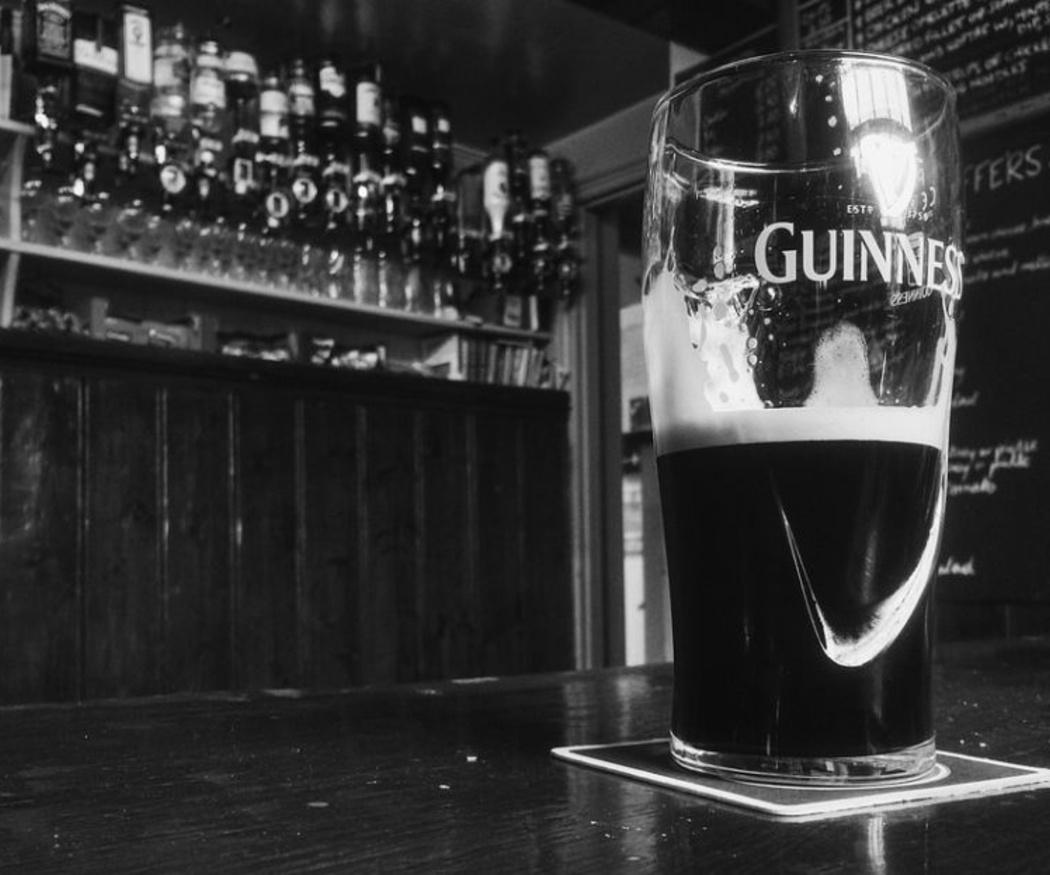 Guinness: la auténtica cerveza negra irlandesa