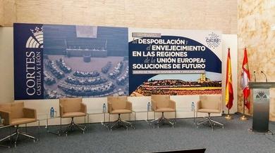 SEMINARIO SOBRE DESPOBLACIÓN Y ENVEJECIMIENTO. Valladolid 16 de junio de 2017