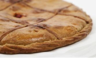 Empanada de bacalao: Productos de Costumes Gastronómicas de Galicia